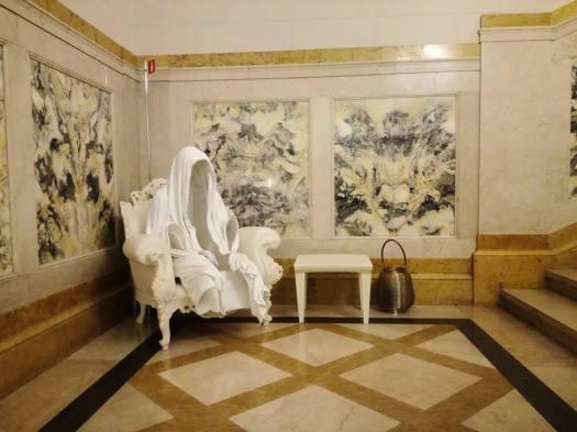 Permanent collection in Palazzo della Luce, Turin (IT)