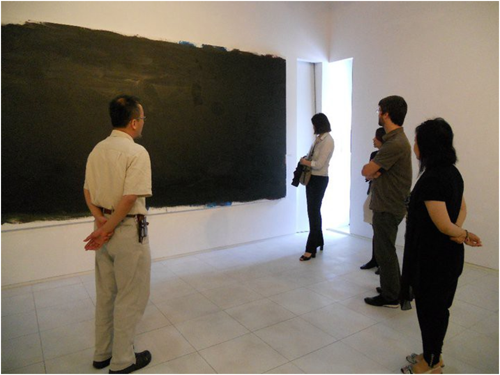 Mostra a Taiwan presso la galleria Dax Jang